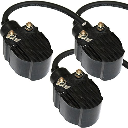 Caltric IGNITION COILS Fit MERCURY Outboard 60HP 60-HP 60 HP ENGINE ()