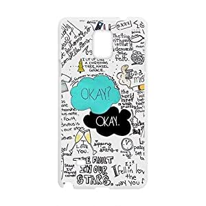 NICKER Okay? Okay Brand New And Custom Hard Case Cover Protector For Samsung Galaxy Note4