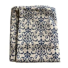 Vosarea Fridge Dust Cover Multi-Purpose Washing Machine Top Cover Universal Sunscreen Cover with Storage Bag 70x170cm (Minium Blue)