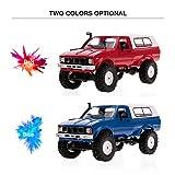 Goolsky WPL C24 1/16 2.4GHz 4WD RC Car with