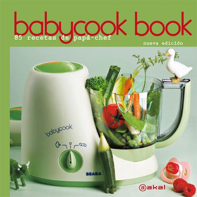 Amazon.com : BEABA Babycook Book (Spanish) : Baby Food Storage Containers : Baby