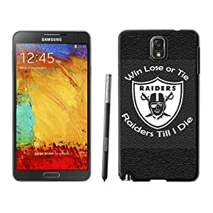 Samsung Note 3 Protective Cover Case Oakland Raiders 21 Samsung Galalxy Note 3 Case_29630