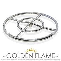 Golden Flame Burrner Parent