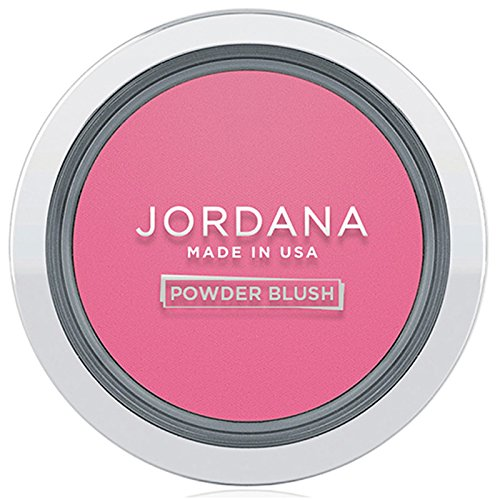 JORDANA Powder Blush - Hot Raspberry