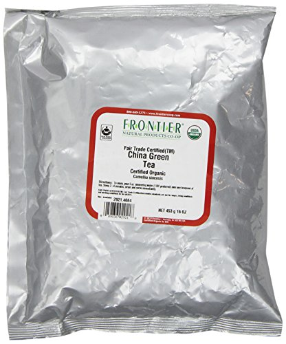 (Frontier Tea, China Green, 16 Ounce)