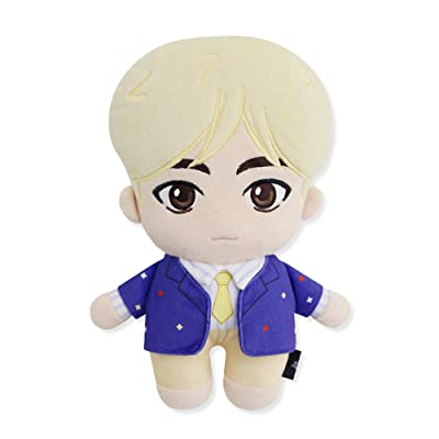 NARA HOME DECO BTS Character Official Merchandise BTS Character Flat Cushion Jin: Toys & Games
