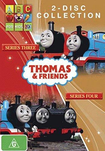 Thomas & Friends Series 3 / Series 4 | NON-USA Format | PAL | Region 4 Import - Australia