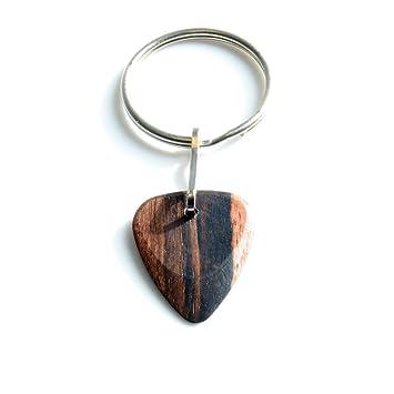 Timber Tones TTKRME1 - Púa Tonos de madera de ébano de ...
