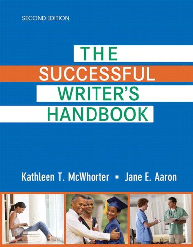 Successful Writer's Handbook, The Plus NEW MyCompLab with eText -- Access Card Package (2nd Edition)