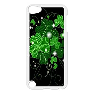 JamesBagg Phone case Lucky clover pattern FOR Ipod Touch 5 FHYY438697