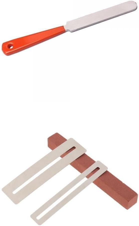 Dual Cutting Edge Datei zum Polieren und Pflegen von Gitarrenhals Gitarre Teile