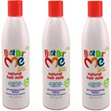 Cheap Just For Me Hair Milk Childrens Oil Moisturizing Lotion, 10 Ounce (pack of 3)