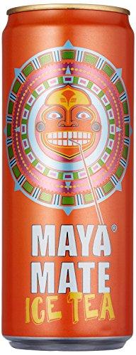Maya Mate Ice Tea, 24er Pack, EINWEG (24 x 330 ml)
