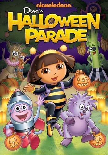 Dora The Explorer: Dora's Halloween Parade -