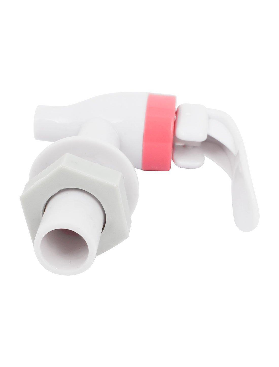 Amazon.com: Plastic Water Dispenser 11 milímetros Feminino Tópico Empurre Tipo torneira Toque Branco: Home Improvement