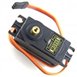 J-DEAL® 1pcs MG995 Standard Mini Micro Servo Gear for RC Futaba HPI Savage XL Helicopter Plane Boat Car Model