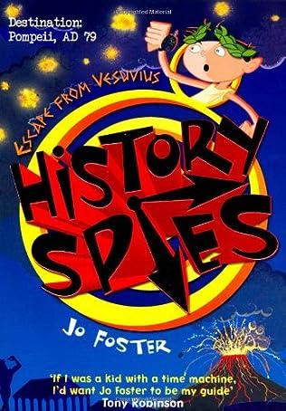 book cover of Escape from Vesuvius