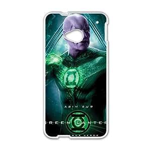 YYYT Green Lantern Design Best Seller High Quality Phone Case For HTC M7
