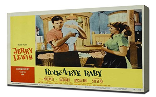 Furniture Baby Rockabye (Poster - Rock-a-Bye Baby_07 - Canvas Art Print)