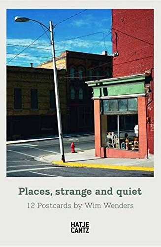 Wim Wenders: Places, strange and quiet. 12 Postkarten