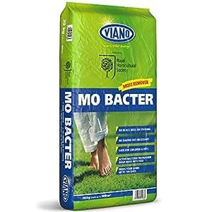 Mo Bacter Organic Lawn Fertiliser 20kg (20kg )