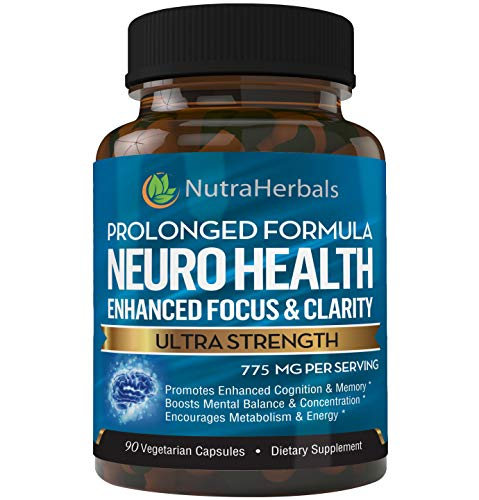 Brain Booster Supplement -