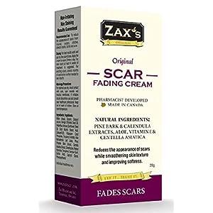 Zax's Scar Fading Cream