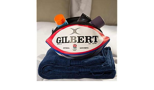 Neceser, diseño de equipo de rugby de Inglaterra: Amazon.es: Hogar