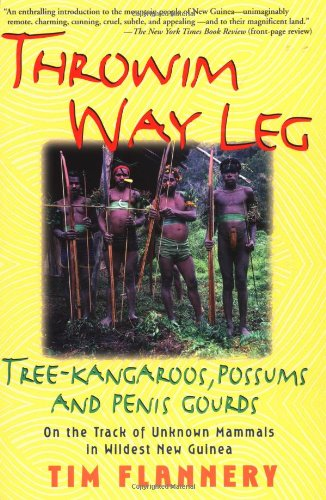 Throwim' Way Leg: Tree-Kangaroos, Possums, and Penis Gourds (Tree Gourd)