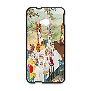 Winnie the pooh Case Cover For HTC M7