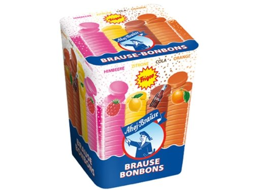 ONE box of Ahoj Brause Boxed candy -