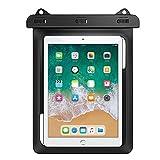 Universal Waterproof Case, MoKo Dry Bag Pouch for New iPad 9.7 2017, iPad