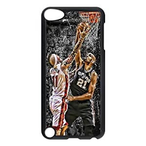 Custom Phone Case for Ipod Touch 5 (Tim Duncan CCW-58548)