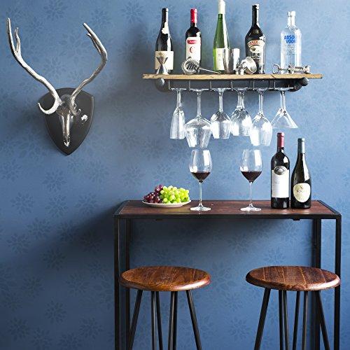 The 8 best floating wine racks