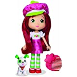 The Bridge Direct, Strawberry Shortcake, Berry Best Friend Doll, Strawberry Shortcake, 6 Inches