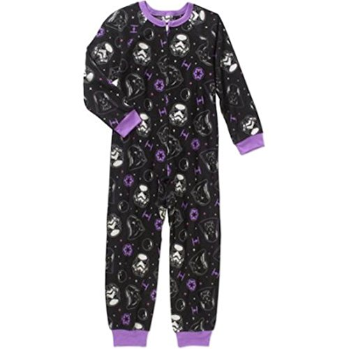 Star Wars Toddler Girl Hug Time Pajamas Blanket (7/8)