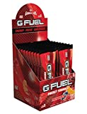 G Fuel Fruit Punch Stick Pack Box (20 Servings) Elite Energy and Endurance Formula Review