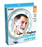 Ideaworks LED Fogless Shower Mirror by IdeaWorks