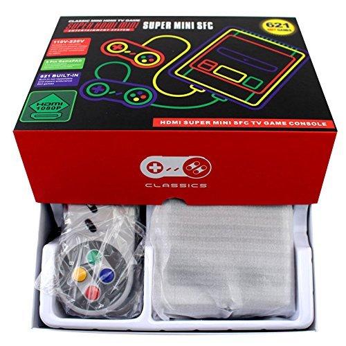 Consoles Video Games 2018 Smart Hdmi Classic Built In 621