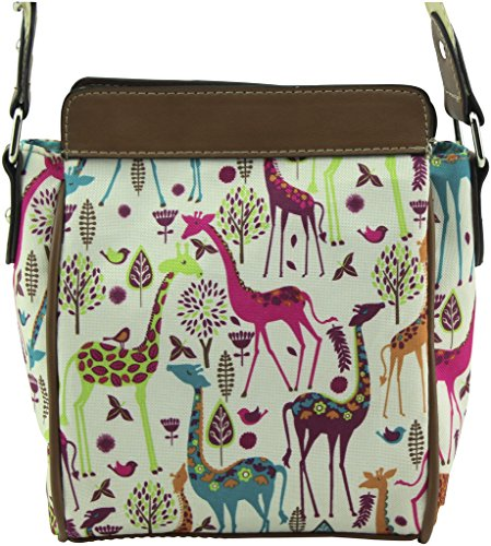 Lily Crossbody Jamie Giraffeic Bloom Park Bag rq1rUFxE