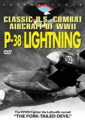 Classic Us Combat Aircraft Of Wwii - P-38 by Various