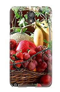 Hot Design Premium UTMIJDU14483ruBii Tpu Case Cover Galaxy Note 3 Protection Case(still Life)