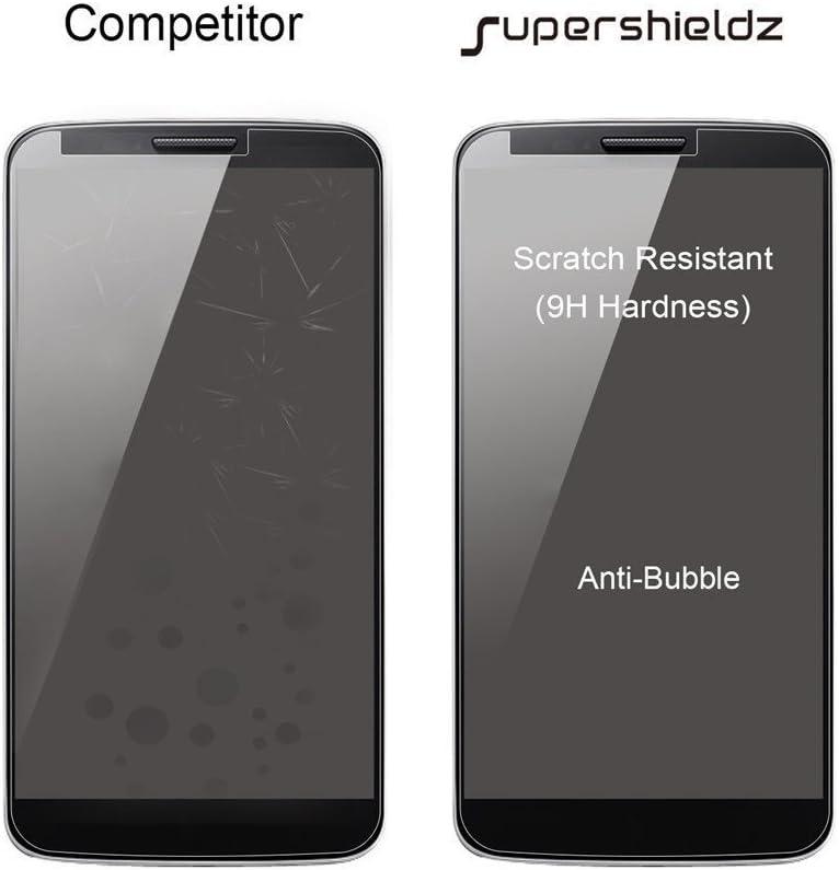 ZYS Screen Protector 25 PCS 9H 5D Full Glue Full Screen Tempered Glass Film for Motorola Moto E4 Plus