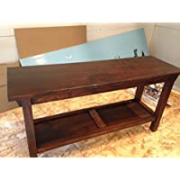 Hallway / Mud Room / Foyer Bench 42 Increased 16 Width
