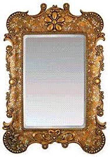 Victorian Rose Mirror (Mirror Rose Victorian)