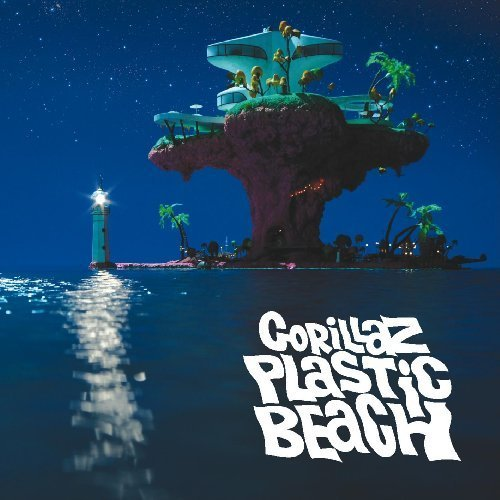 Plastic Beach (CD/DVD) by Gorillaz [Music CD]