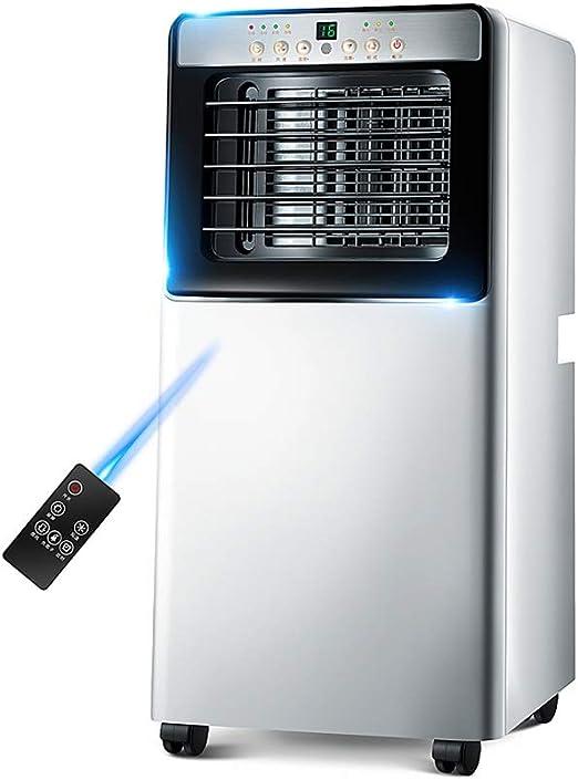 YANFEI Ventilador de Aire Acondicionado, hogar, Dormitorio, refrigeración, Aire Acondicionado pequeño, Ventilador de Agua fría, Ventilador de refrigeración (Negro): Amazon.es: Hogar