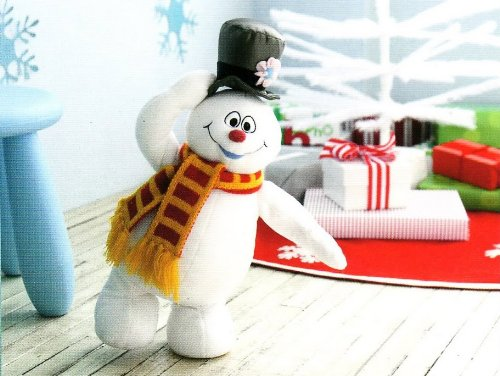 Dancing Snowman (Hallmark Dancing Frosty the Snowman LPR2324)