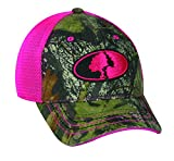 Outdoor Cap Women's Patch Cap, Mossy Oak Obsession/Pink