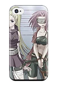 High Quality Naruto Anime Case For Iphone 4/4s / Perfect Case